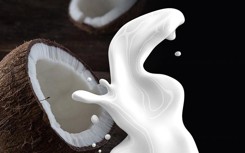 Leche de coco: beneficios y propiedades