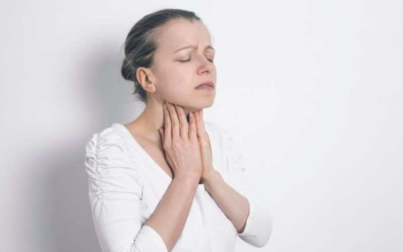Ganglios linfáticos inflamados