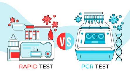 Diferencias entre PCR y test rápidos