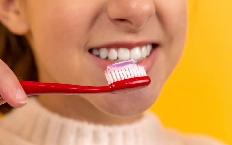 Buena higiene bucal